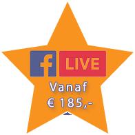 Facebook LIVE Woning bezichtiging