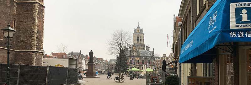 Makelaar Delft